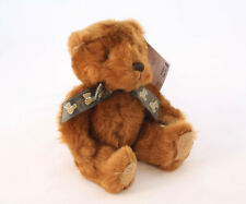 Teddy Bear By COLOR RICH Classic Plush Toy Traditional seated bear 16cm