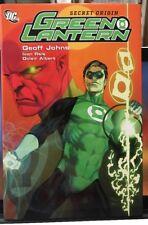 Green Lantern Secret Origin  (HC) DC Comics Signed By GEOFF JOHNS Ivan REIS
