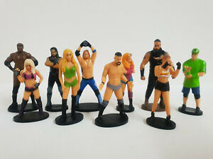 WWE World Wrestling Entertainment Cake Toppers / Figures