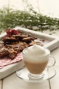 Lav   Kaffee/Teeservice 12tlg   Kaffeetassen / Teetassen    Glas Design