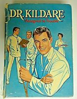 Dr. Kildare Assigned To Trouble (MGM's Television Series) Whitman Hardcover 1963