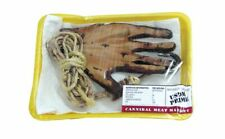Meat Market Peeled Hand Cut Off Severed Gory Bloody Body Parts Halloween Prop