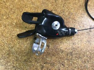 SRAM XX Double 2x Front Left Shifter Exact Actuation (10 Speed Generation)