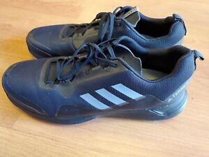 Adidas Men's TERREX Tracerocker Trail Sneakers Black - 12 Good👍