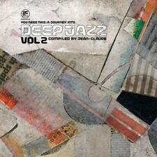 Jean Cluade necesitas este: un viaje a profundo Jazz Vol 2 X 3 Vinilo Lp (Nuevo