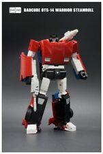 Transformers toy BadCube OTS-14 Warrior Steamroll G1 Sideswipe will arrival