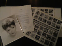 JUDY GARLAND AT CARNEGIE HALL Original Boxed Set w/LETTER & PHOTO From CAPITOL