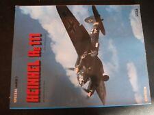 **MH Editions Atlas  Spécial Mach 1  Heinkel He111