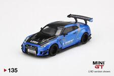 Mini Gt Lb Works Nissan Gt-R (R35) Lb Work Livery 2.0 Mgt00135 1/64 Ltd 1800 Pcs