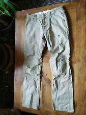 G-Star Trail Tapered Elwood 3D W32/L34 Jeans Hose Raw 5620 beige