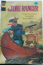The Lone Ranger No 18 Treachery Lurks Along The Wide Missouri! Comic Book