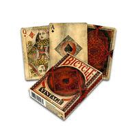 Bicycle VINTAGE Classic Spielkarten, Kartenspiel mit Tollem Motiv! NEU & OVP !!