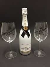MOËT CHANDON Ice Imperial Champagne 0,75l 12% vol + 2 Ice Imperial verre verres
