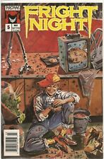 Fright Night #5 | March 1988 | NOW Comics