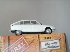 voiture miniature CITROEN GS 1971 NOREV