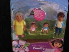 Dora The Explorer Playtime Together Family Htf Retired