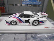 PORSCHE 935 /80 Turbo 1981 Winner Sebring #86 Haywood Holbert Brumos TSM 1:43