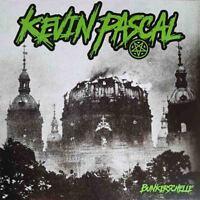 Kevin Pascal - Bunkerschelle [LP][hellblau marmoriert][MBU]