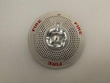 System Sensor SPSCW SpectrAlert Advance Fire Alarm Speaker/Strobe Ceiling White