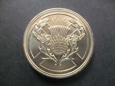 1986 TWO POUNDS COIN IN GOOD CONDITION. THE COMMONWEATH GAMES 1986 £2 COIN.