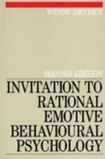 Invitation To Rational Emotive Behavioural Psychology (Rational Emotiv-ExLibrary