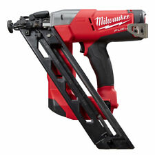 Milwaukee M18 FUEL 18-Volt Brushless 15-Gauge Angled Finish Nailer 18V 2743-20
