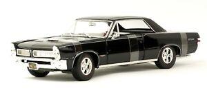 1965 Pontiac GTO 1:18 Model Car Maisto Special Edition, New
