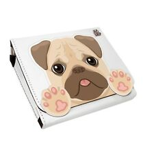 Nintendo 2DS Animal Storage and Carry Case - Pug