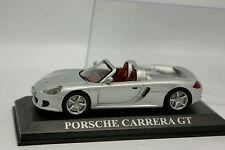 Ixo Presse 1/43 - Porsche Carrera GT Grise