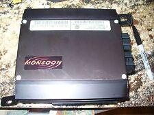 VW OEM 98-05 BEETLE Monsoon Stereo Amp Amplifier w/Bracket 1C0 035 456 A Nice