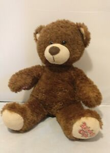 "Build A Bear Rare Limited Edition Rainforest Cafe Brown 15"" Plush"