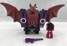 Transformers Original G1 1987 Headmaster Mindwipe Complete