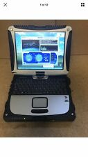 EXTREMELY RARE GPS PANASONIC TOUGHBOOK CF-18 RUGGED LAPTOP SERIAL TOUCHSCREEN