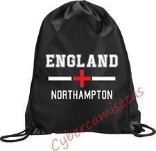 BACKPACK BAG NORTHAMPTON GYM HANDBAG SPORT ENGLAND MODEL 1