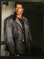Arnold Schwarzenegger Terminator JSA signed autograph 11 x 14 photo