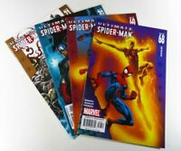 Marvel ULTIMATE SPIDER-MAN (2005) #68 69 70 71 SPIDERMAN Lot VF+ to VF/NM