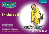 Read Write Inc. Phonics: Purple Set 2 Storybooks: In the Bath by Ruth Miskin,...