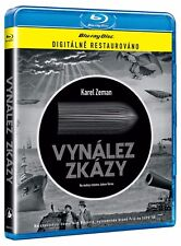 BD Vynalez zkazy / A Deadly Invention BLU-RAY 1958 Karel Zeman English Audio