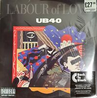 UB40 Labour Of Love - 2 x Vinyl LP Record Album - Read #3