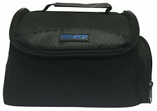 Medium Carrying Bag Case for Fuji Instax Wide 300 & 210 Camera, Black