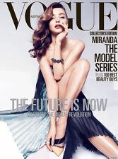 Vogue Australia April 2013,Miranda Kerr,Catherine McNeil,Tomas Maier,Tim Walker