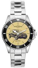 KIESENBERG Uhr - Geschenke für FIAT 500X 2014-2018 Fan 4285