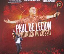 PAUL DE LEEUW - SYMPHONICA IN ROSSO  - 2 CD