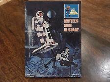 Major Matt Mason, Booklet Brochure 1967, Rare to find !!