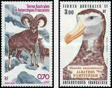 Timbres Animaux Oiseaux TAAF PA86/7 ** lot 22975