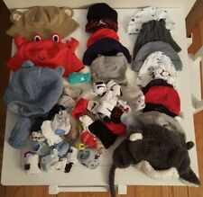 Baby Mixed LOT boy infant Hats, Mittens, gloves
