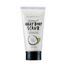 [TOO COOL FOR SCHOOL] Coconut Milky Body Scrub - 170g / Free Gift