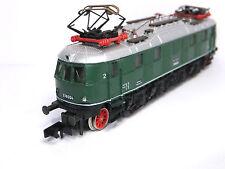 *** 2458 Arnold e18 tren bala e-Lok de la DB verde *** TOP rareza con embalaje original ***