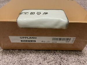 Ikea UPPLAND Cover for sofa with chaise COVER ONLY, blekinge white - NEW