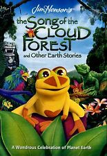 NEW DVD //THE SONG OF THE CLOUD FOREST // JIM HENSON // 100 min